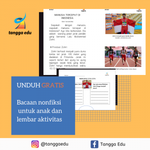 Artikel Manusia Tercepat di Indonesia